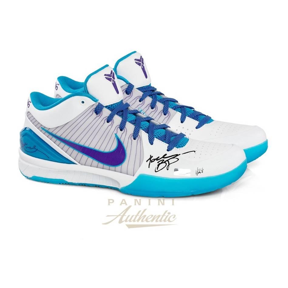 mainKobe Bryant Signed & Inscribed Nike 4 Protro Shoe0