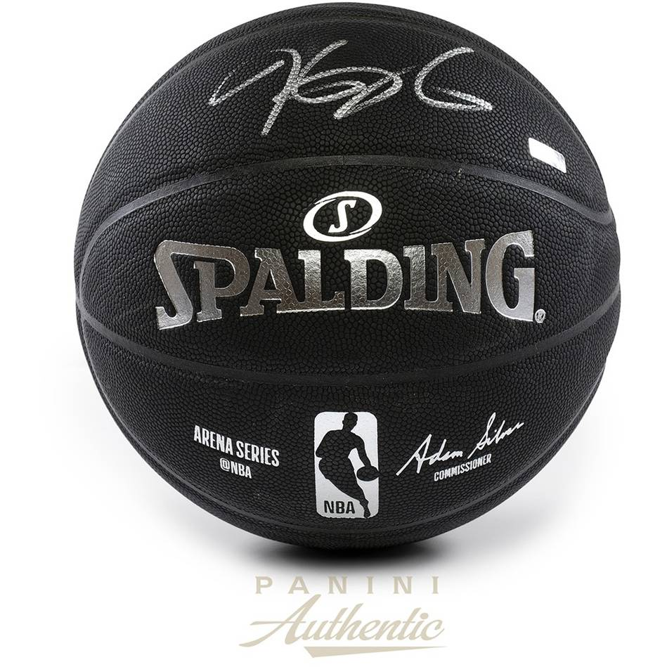 mainKevin Durant Signed Basketball0