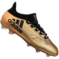 Dele Alli Signed Gold Adidas X Boot0