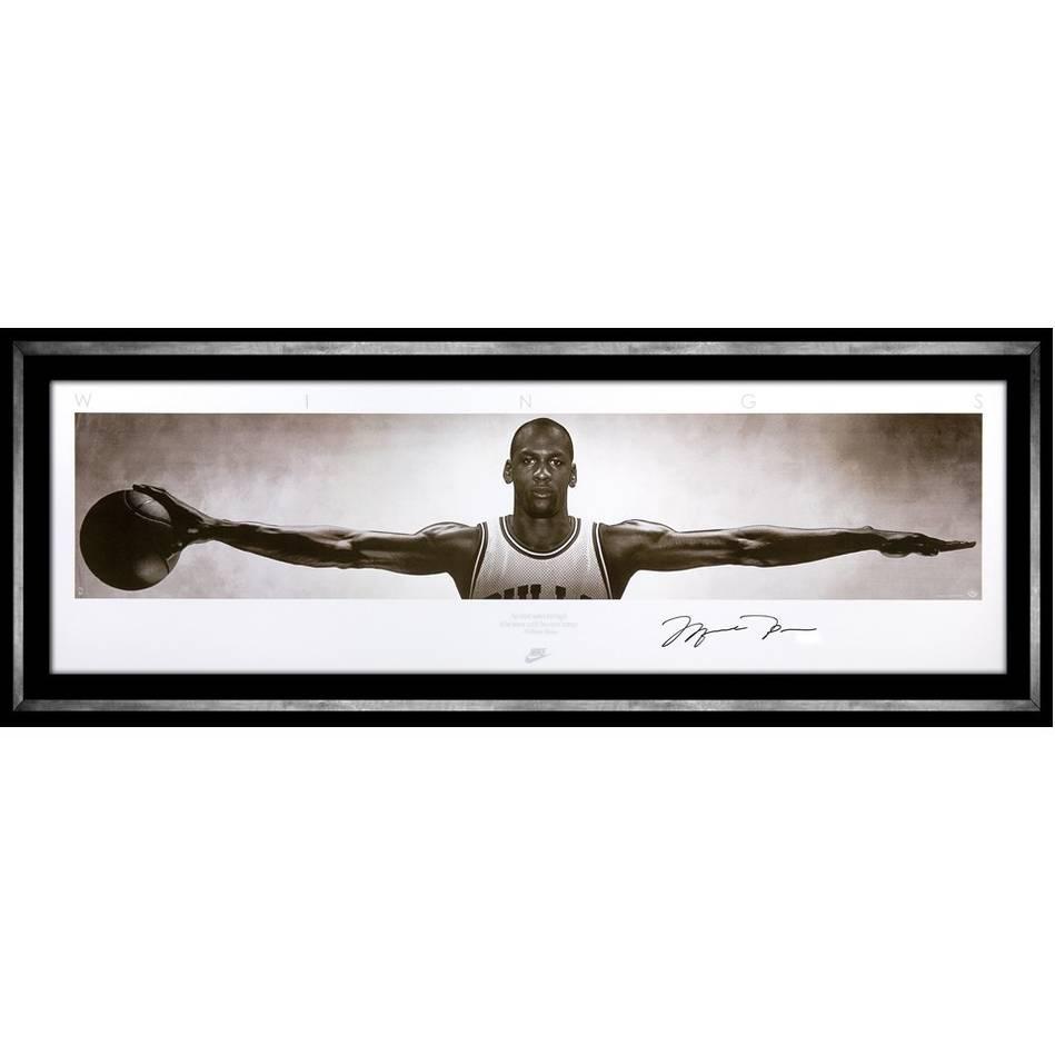 mainMichael Jordan Signed Nike Wings0