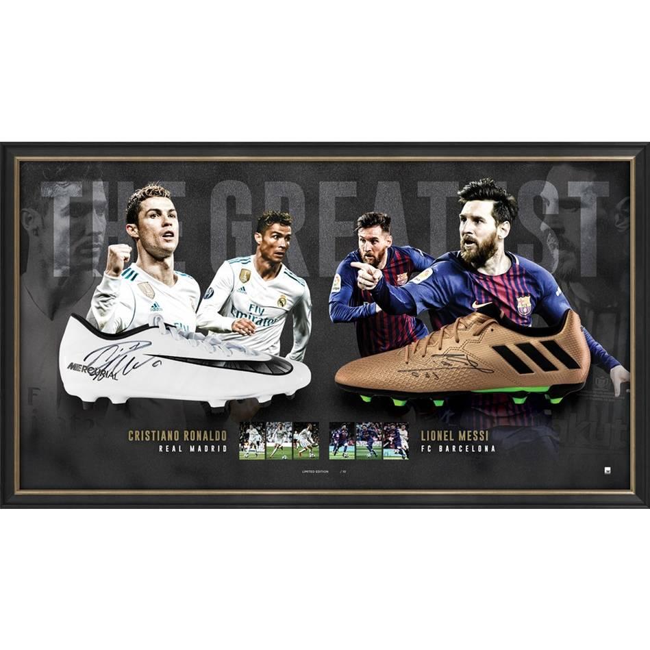 mainRonaldo & Messi Signed Dual Boot Display0