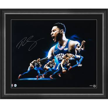 BEN SIMMONS SIGNED 'DRIVE'